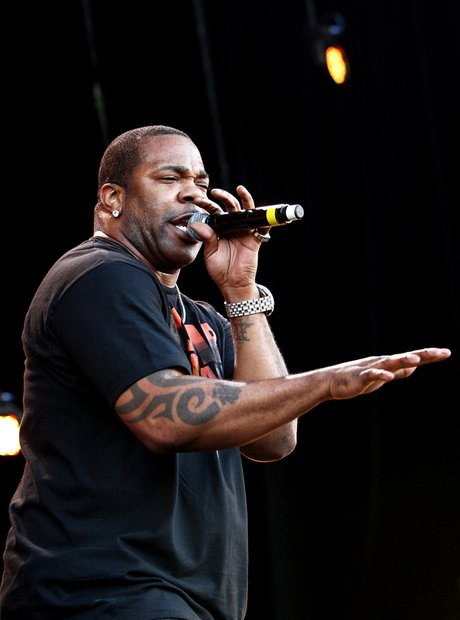 Busta Rhymes the Supafest Music Festival