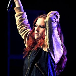 Katy B performs live