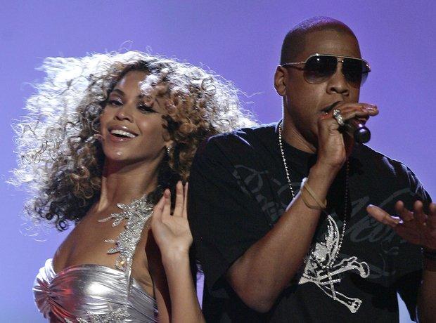 Beyonce & Jay Z 2006