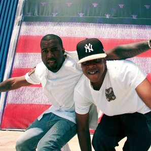 "Jay Z and Kanye West- ""Otis"""