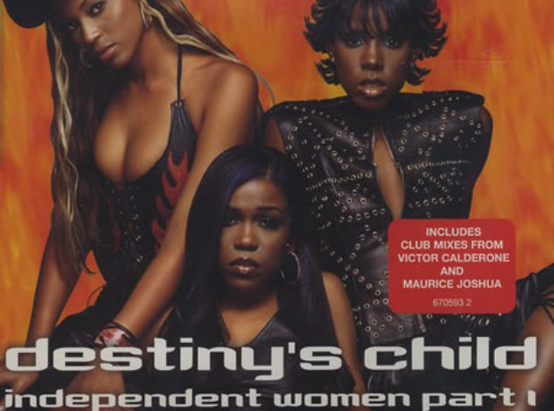 Destiny's Child Independent Women Single Cover