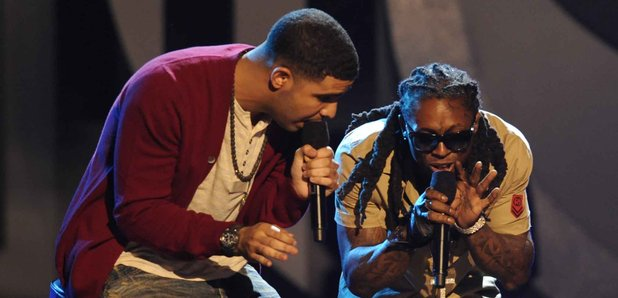 Lil Wayne Performs Live With Drake At The 2009 BET