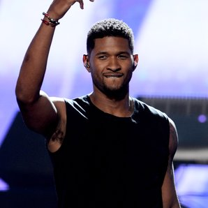 Usher at the 2012 BET Awards