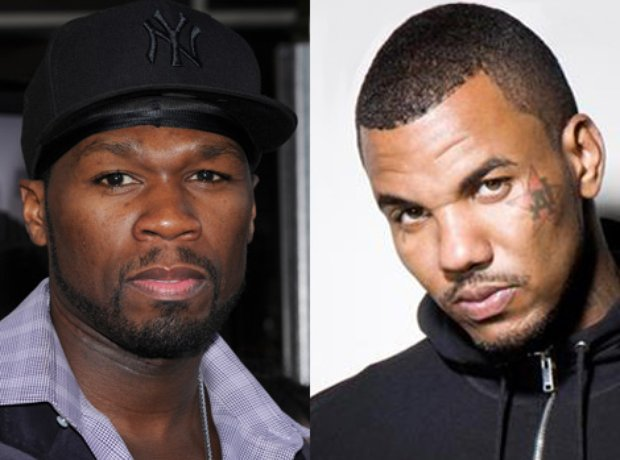 50 Cent and The Game
