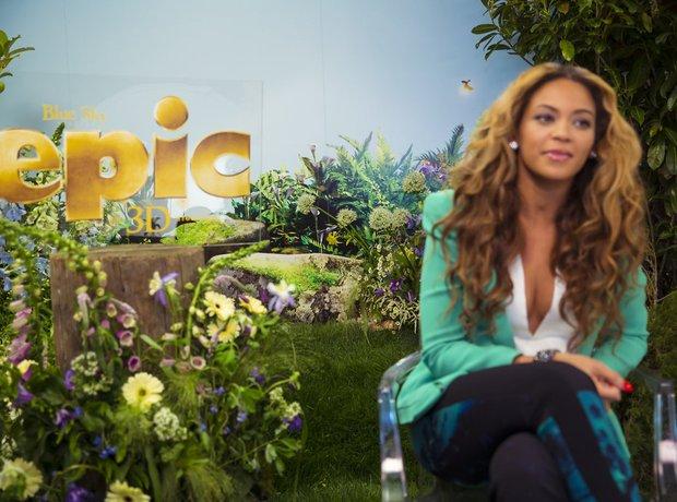 Beyonce Blue Sky Epic 3D