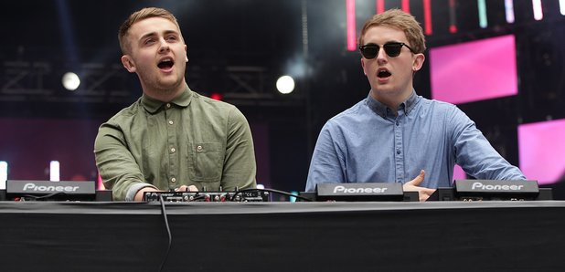 Disclosure Summertime Ball 2013