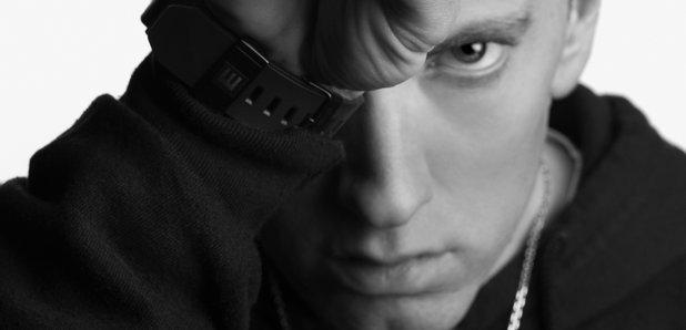 Eminem Press Shot 2013