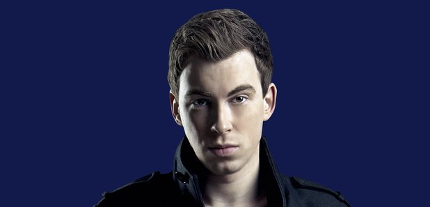 Capital Xtra DJ Hardwell