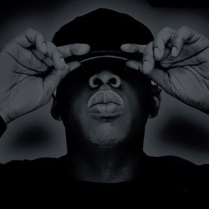 Jay Z - 'The Black Album' artwork cover
