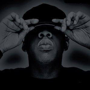 Jay Z - 'The Black Album' artwork cover