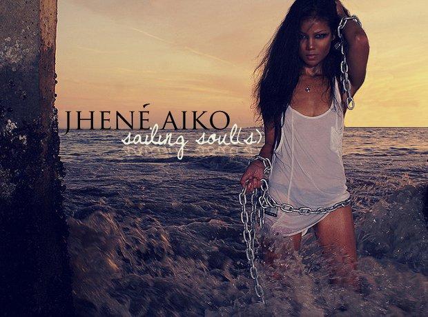 Jhene aiko Sailing Souls artwork