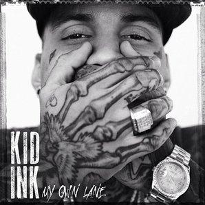 Kid Ink 'My Own Lane' album artwork
