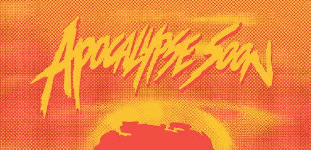 Major Lazer - 'Apocalypse Now' artwork