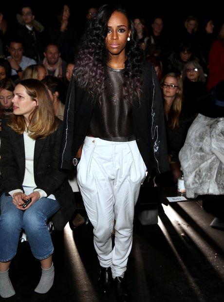 Angel Haze  NY Fashion week