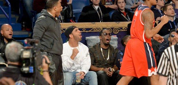Drake P Diddy basketball game