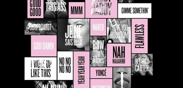 Beyonce Soundboard
