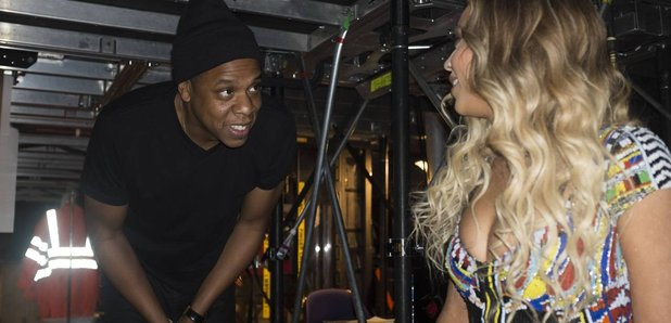 Beyonce and Jay Z Mrs Carter Tour 2014
