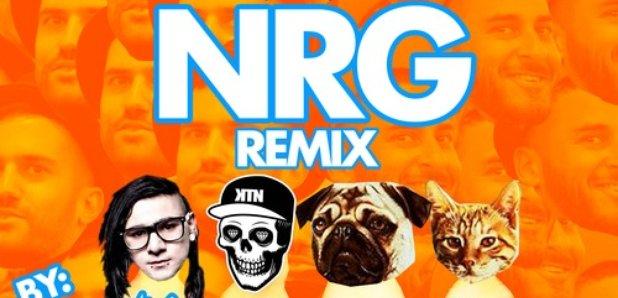 Duck Sauce NRG Skrillex Remix