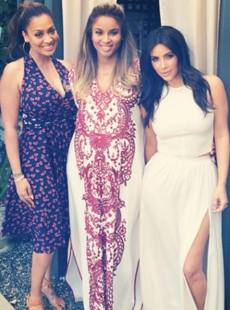 Ciara Kim Kardashian