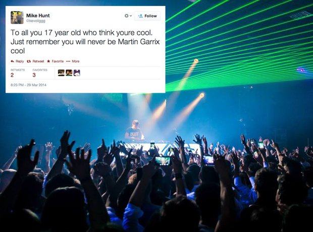 Martin Garrix 17 tweets
