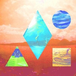 Clean Bandit 'Rather Be' remix artwork