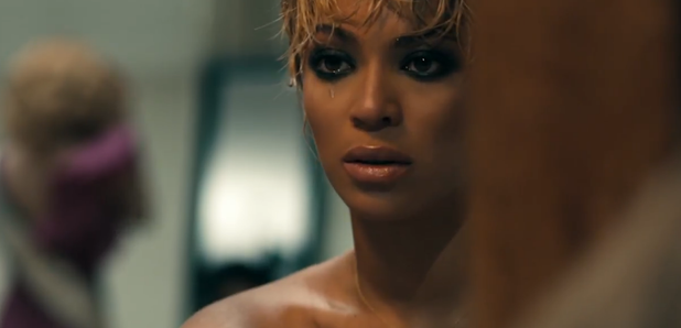 Beyonce crying Pretty hurts video
