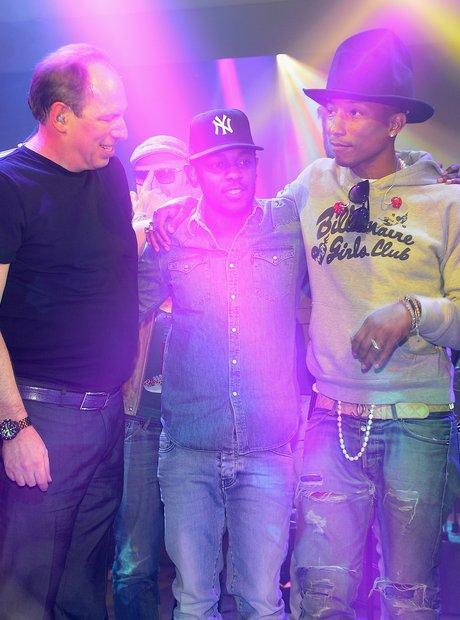 Pharrell Kendrick Lamar Hans Zimmer