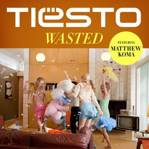 Tiesto Wasted