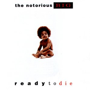 Biggie ready to die album cover