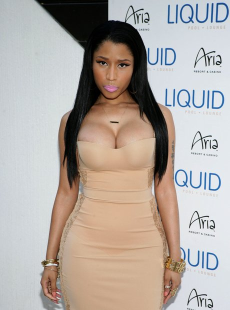 Nicki Minaj Vegas