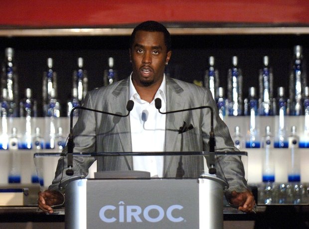 P Diddy Ciroc