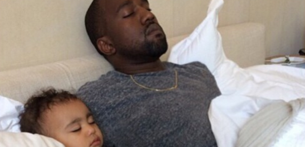 Kanye West North West Instagram