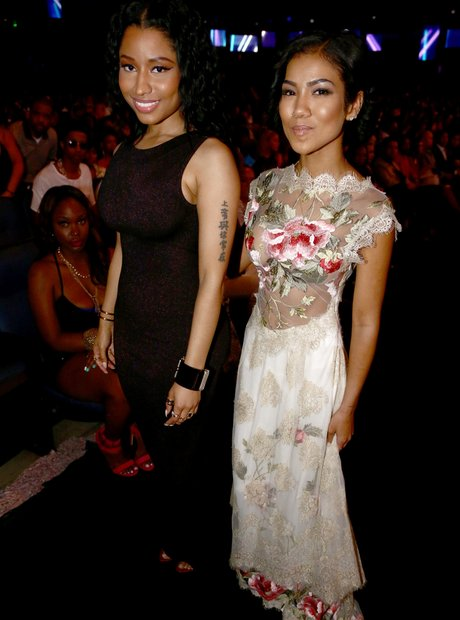 Nicki Minaj and Jhene Aiko