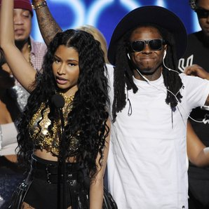 Nicki Minaj, Lil' Wayne and Young Money at BET