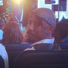 Tupac lookalike BET Awards