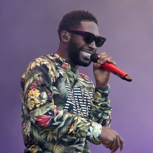 Tinie Tempah T In The Park 2014