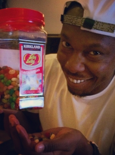 Dizzee Rascal Jelly Beans