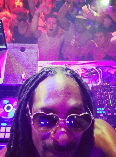 Snoop Dogg Selfie Instagram