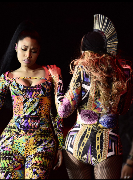 Nicki Minaj and Beyonce On The Run Tour
