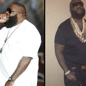 Rick Ross weight loss