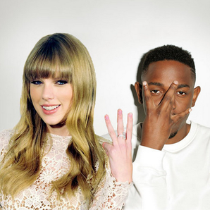 Kendrick Lamar Taylor Swift