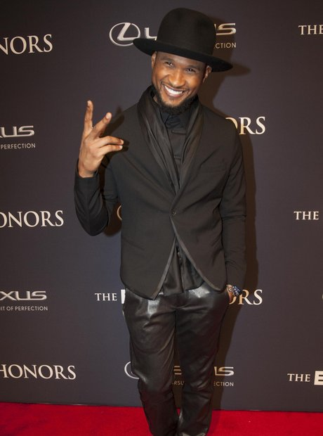 Usher BET Honours 2015