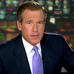 Brian Williams Newsreader rapping