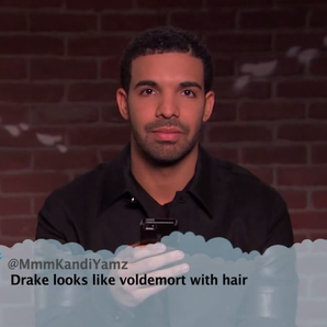 Drake Mean Tweets