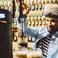Image 9: Usher pulling pints on Instagram