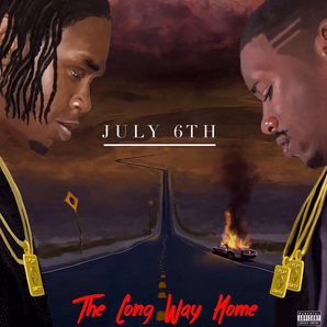 Krept & Konan The Long Way Home Artwork