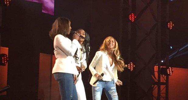 Destinys Child Reunion Stellar Gospel Awards 2015