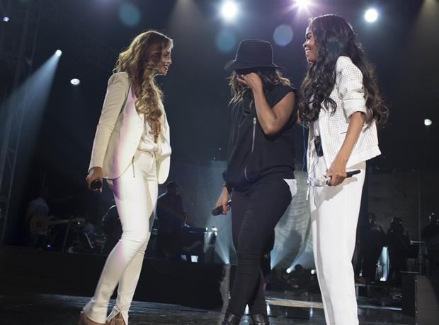 Destiny's Child 2015
