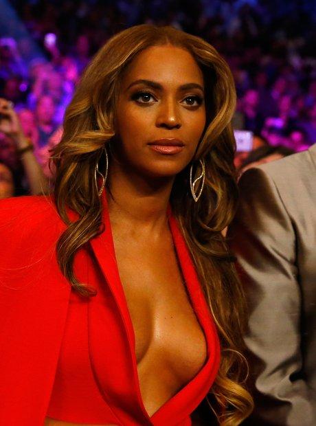 Beyonce Boxing Match 2015