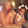 Image 2: Beyonce Jay Z Blue Ivy Florence Holiday 2015